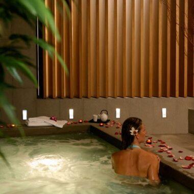 Espace aquatique de Cocoon Urban Spa