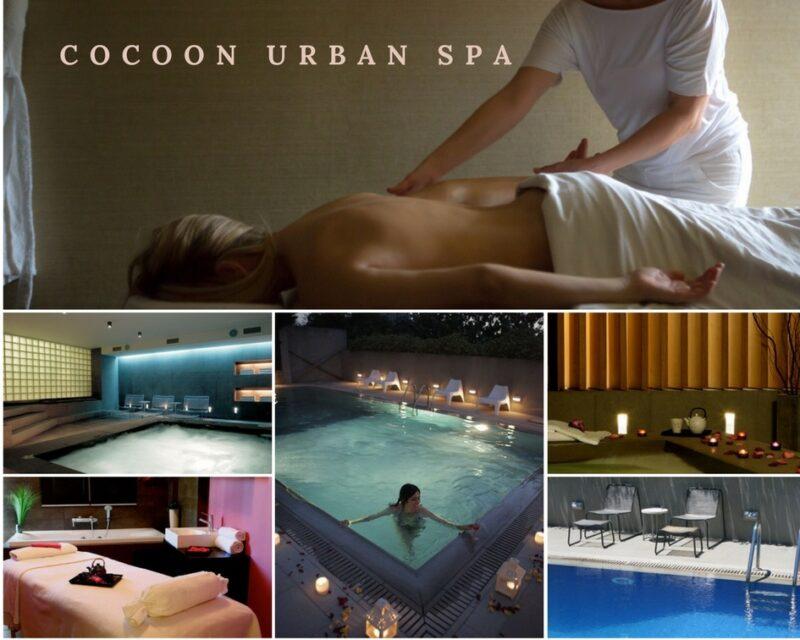 Les massages de Cocoon Urban Spa
