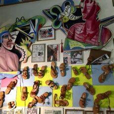 Les vraies sandales grecques de Melissinos Art