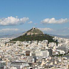 Mont Lycabette Athènes
