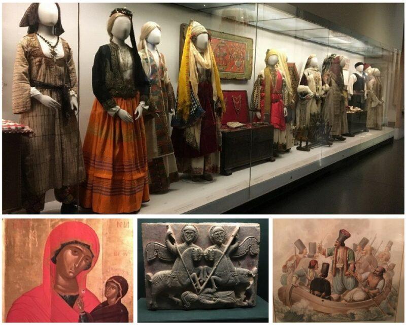 Collection du musée benaki