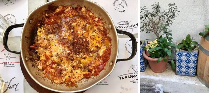 Notre restaurant préféré à Athènes : Karamanlidika Tou Fany