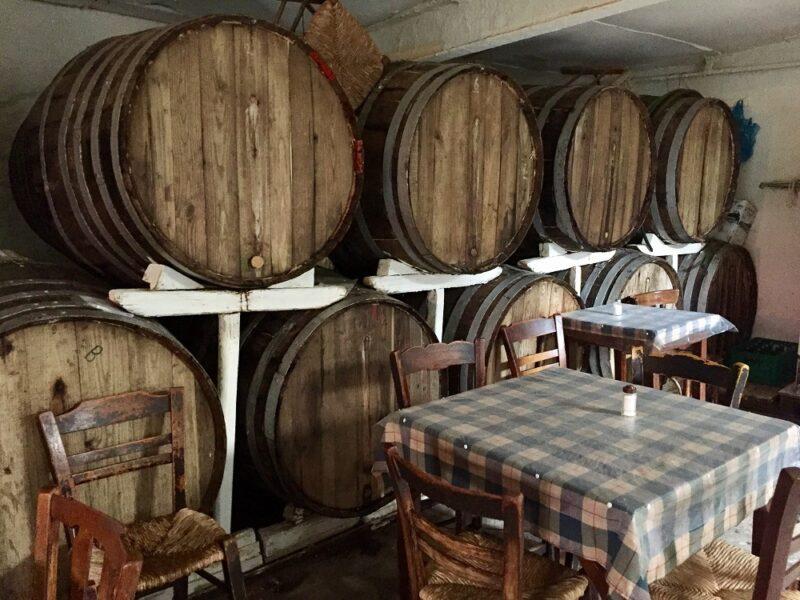 La taverne Diporto Agoras
