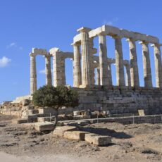 Temple de Poséidon au Cap Sounion