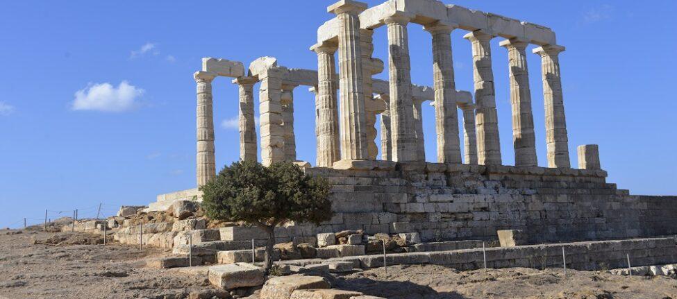 Temple de Poséidon au Cap Sounion