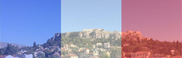 francais à Athènes