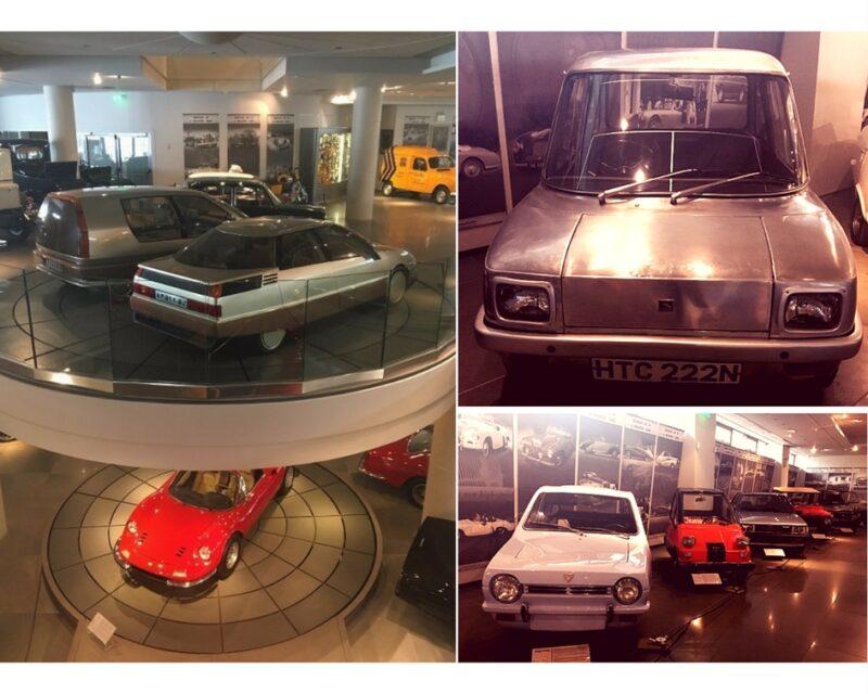 Musée automobile d'Athènes - collection permanente