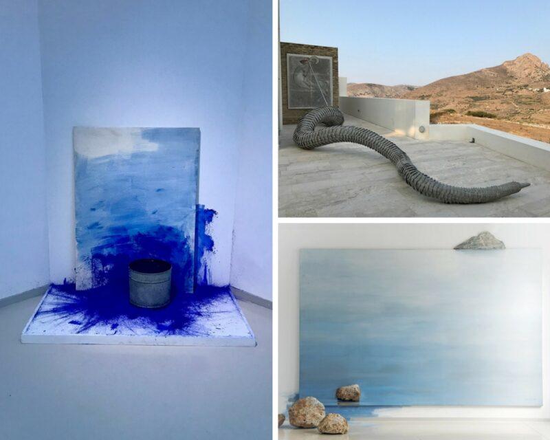 que faire à Tinos - Le musée Tsoklis à Tinos