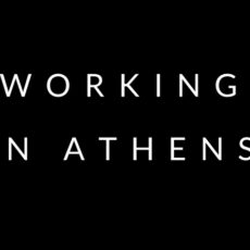 Working in Athens