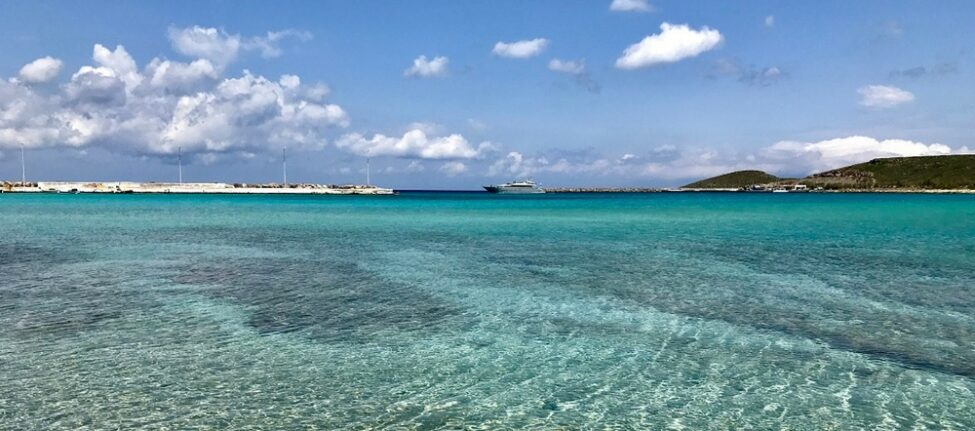 L'île de Cythère - Kythira