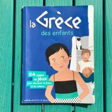 Couverture du livre la Grèce des Enfants