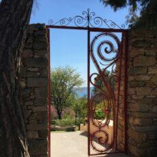 Portail Domaine de Montofoli