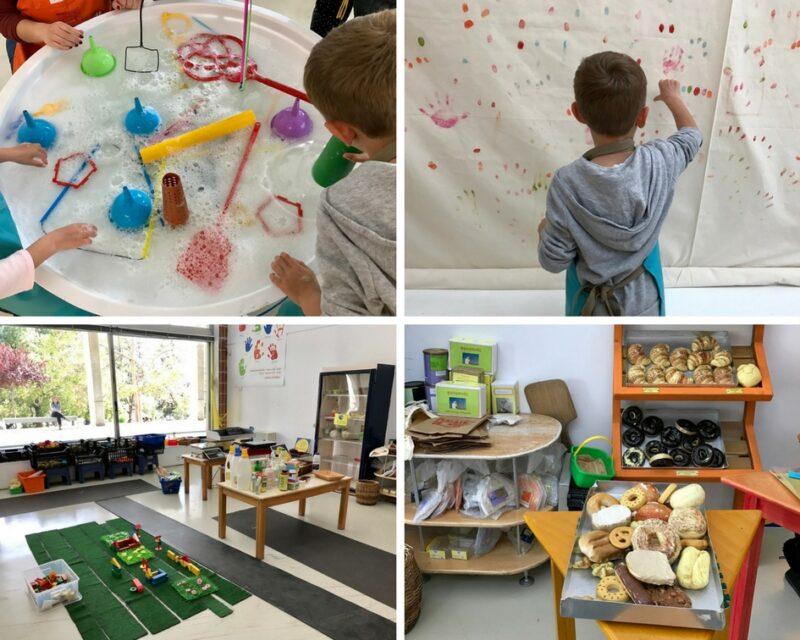 Les activités du musée de l'Enfant