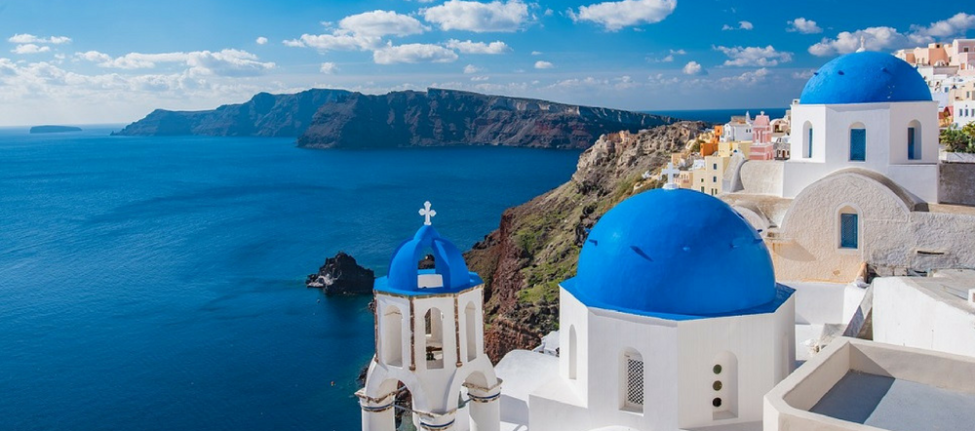 L'île de Santorin en Grece : le meilleur des iles grecques