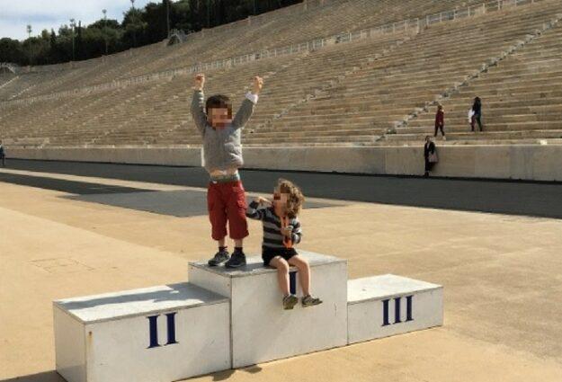 stade de marbre athenes