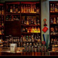 Le bar baba au Rum
