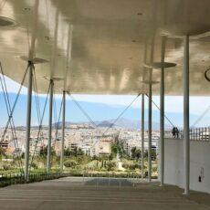 Le centre culturel de la fondation Stavros Niarchos - SNFCC