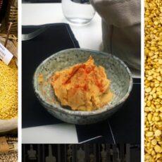 La Fava : Lentilles jaunes et Mezze