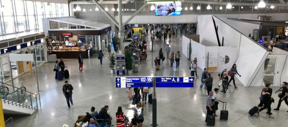 aéroport d'Athènes Venizelos