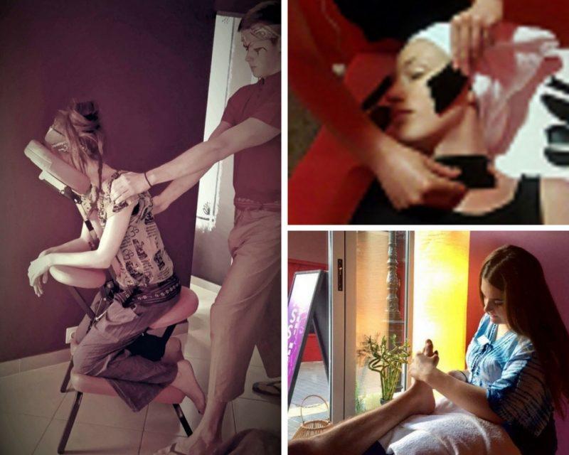 Les massages à petits prix à Athènes de Nuad Thaï