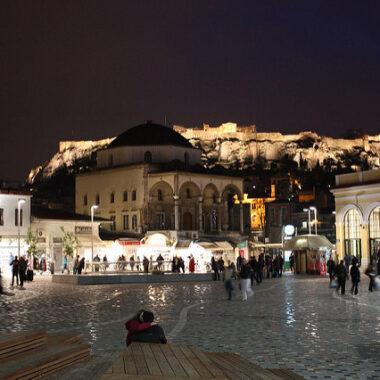 sortir à Athènes