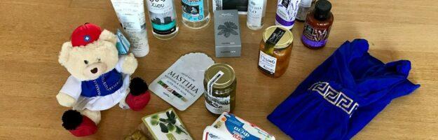 Souvenirs grecs et cadeaux grecs à rapporter d'Athènes
