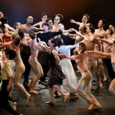 Hommage à Maurice Béjart par Béjart Ballet Lausanne à Athènes