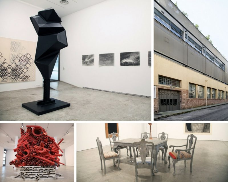 Le Centre d'Art Contemporain Ileana Tounta