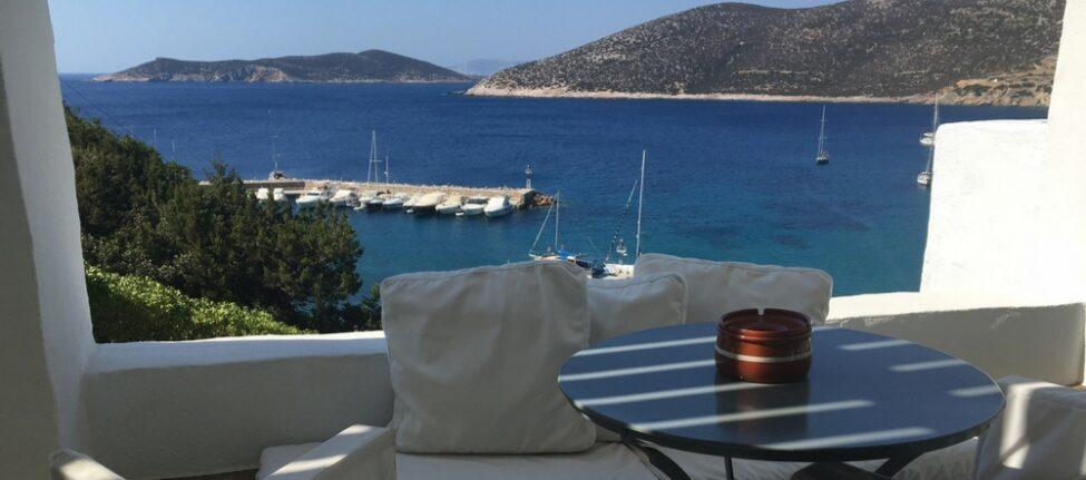 Niridies Hotel Sifnos