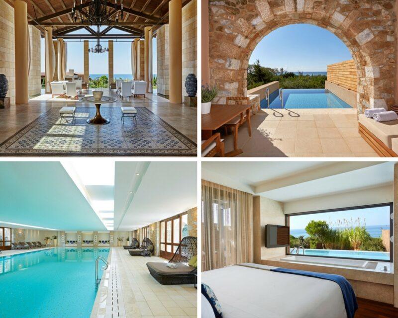 L'hôtel Costa Navarino dans le Péloponnèse en Grèce : club de vacances luxueux