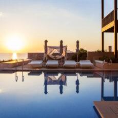 resort de luxe Costa Navarino dans le péloponnèse, en Grèce