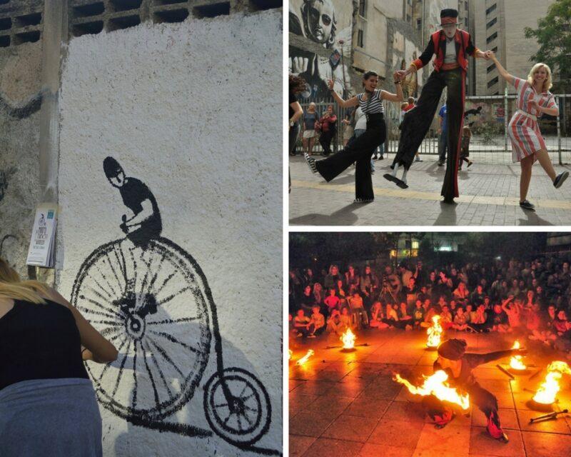 Le festival Petit Paris d'Athènes