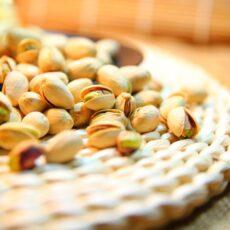 La pistache grecque de l'île d'Egine festival de la pistache à Egine