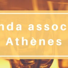 associations athenes agenda