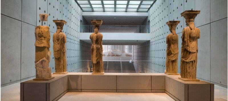 Visiter Athènes sous la pluie : les musées d'Athènes
