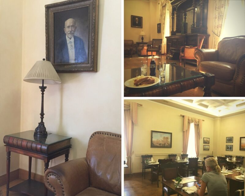 kapodistriakon café club restaurant athenes