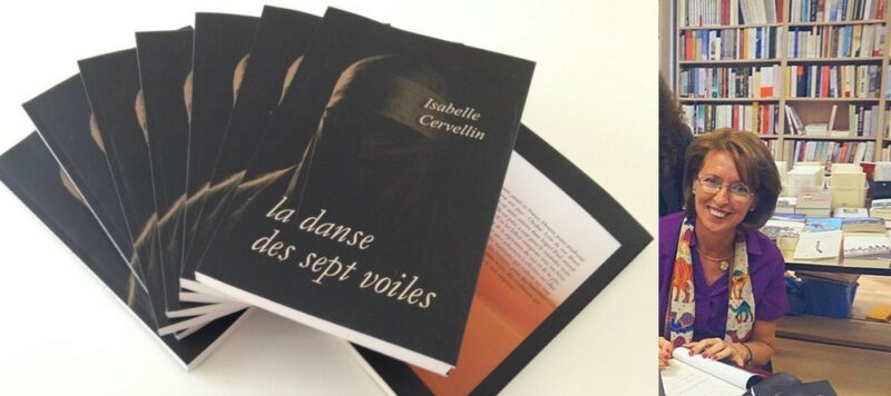 La danse des sept voiles par Isabelle Cervellin