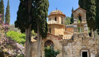 Le Monastère de Kaisariani (ou Kessariani)