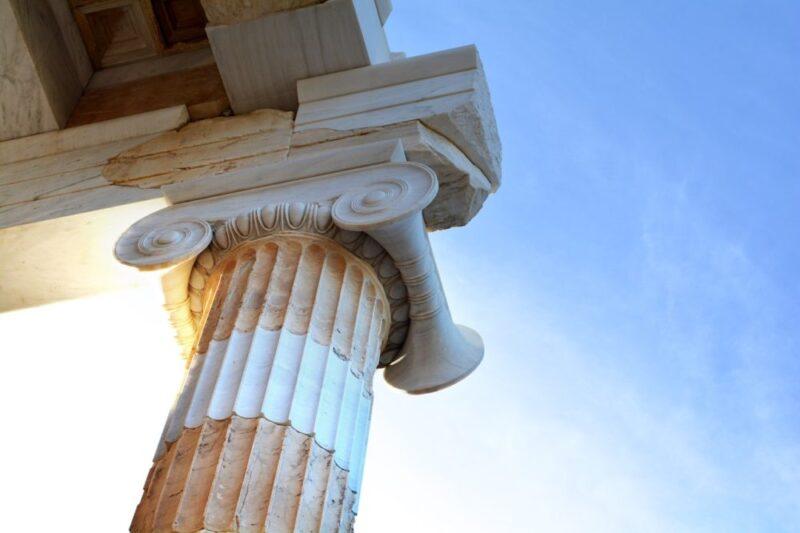 Le célèbre Parthenon : incontournable lors de toute visite à Athènes