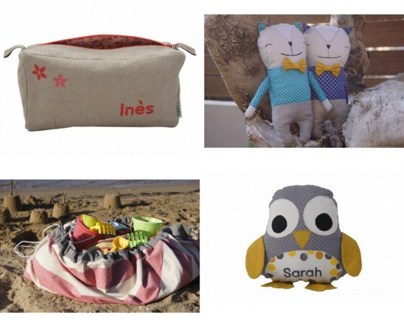Les trousses, doudous et sacs à jouets Lugaby Céline