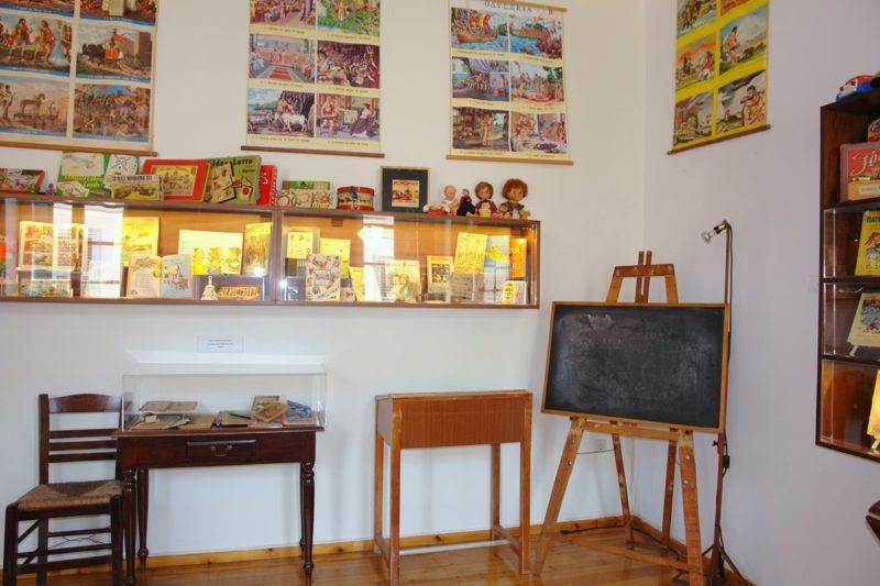 musée de la vie scolaire et de l'éducation athenes