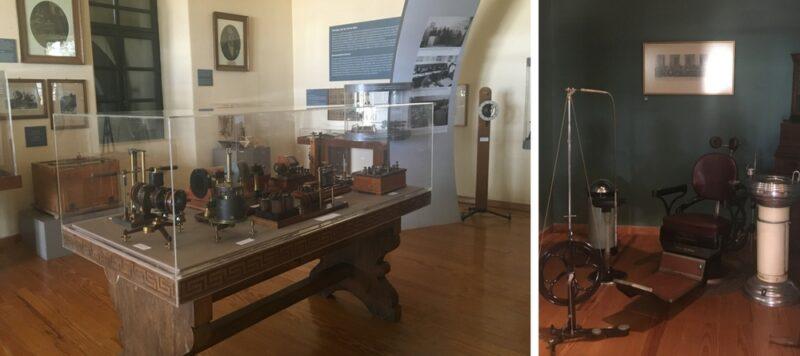 musée de l'histoire de l'université d'Athènes