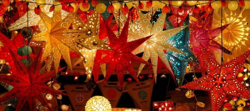 Marché de Noël fetes janvier decembre athenes