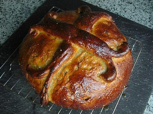 Christopsomo, le pain de Noël en Grèce