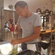 La recette de Fred Chesneau - Grèce
