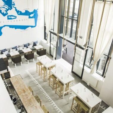 Un vrai restaurant grec à Paris, Yaya
