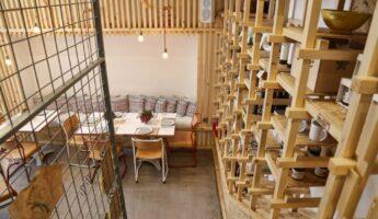 Le restaurant It à Kolonaki Athènes