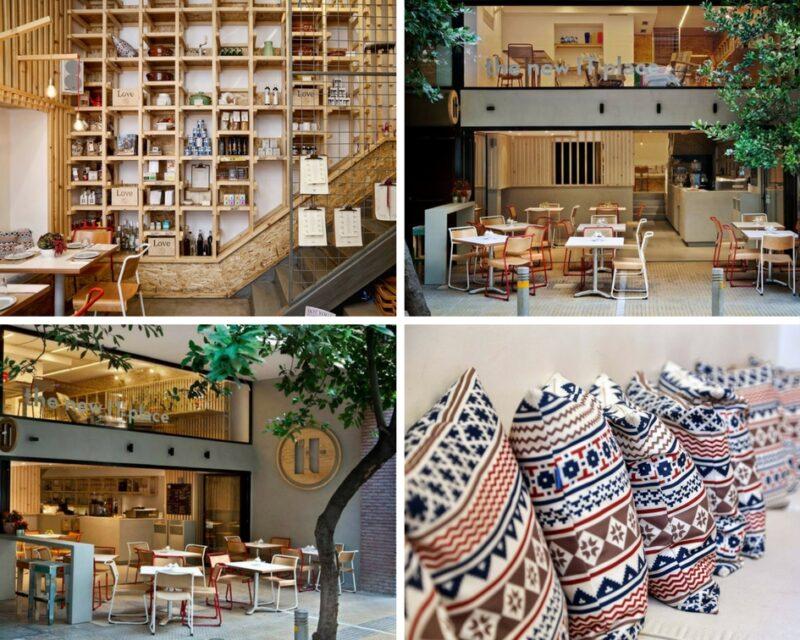 Le restaurant It à Kolonaki Athènes : cadre design et ambiance sympa