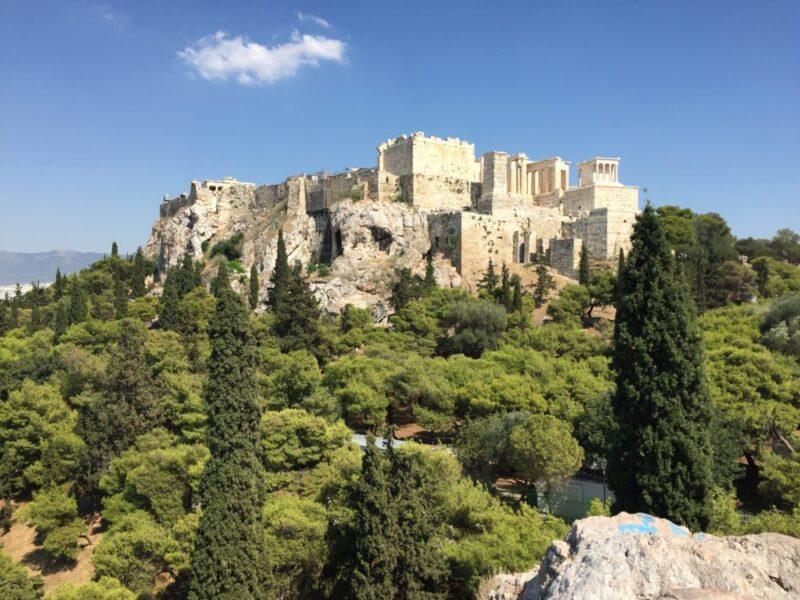 Visiter Athènes - best-of athenes - acropole