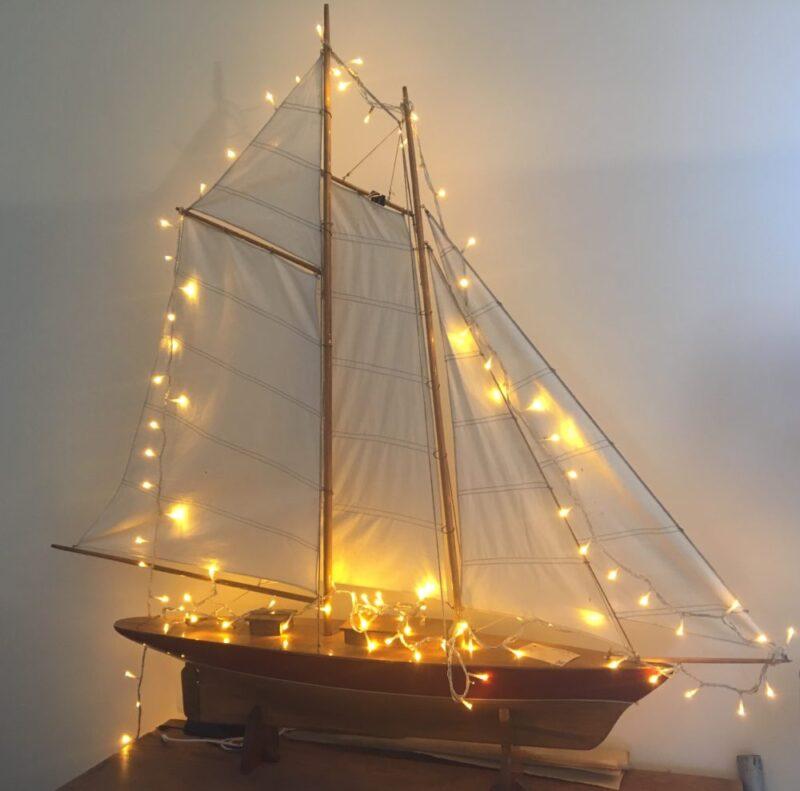 bateau de noel grece